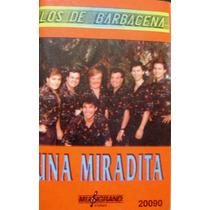 Cumbia Santafesina-los De Barbacena-cassette Musigrand