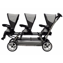 Peg Perego Coche Trillizos Triplette Pop Up Bebedigital