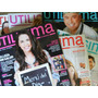 Revista Utilisima / Lote 6 Ejemplares / Narda. Donatto. Etc
