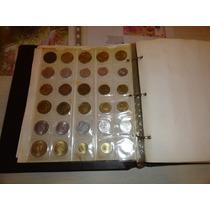 Coleccion De Monedas Antiguas De 49 Paises 347 Diferentes