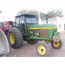 Tractor John Deere 3530 1979, Motor J.deere 100hp Cosechagro