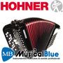 Acordeon Hohner Cromatico Nova 2 - 48 31t 3f 48b 2r A415