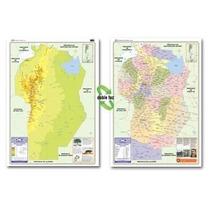 Mapa Cordoba, Entre Rios, Mendoza, Misiones, Santa Cruz, Etc