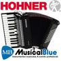 Acordeon Hohner Bravo 2 - 48 A Piano 26t. 48b. 2r