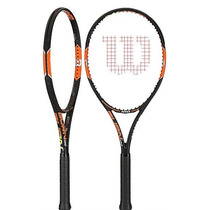 Raqueta Tenis Wilson Burn 100 Grip 4 3/8 Envio Gratis