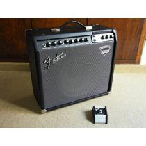 F E N D E R - Fender Princeton 650 - Efectos Y Afinador ****