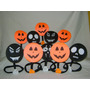 Gorros Emoticones O Brujas Super Halloween Pack X 3 Unid