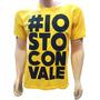 Remera Vr46 Valentino Rossi Io Sto Con Vale Marcemoto