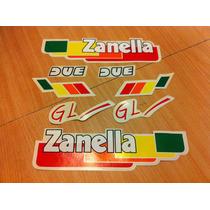 Kit Calcos Zanella Due Gl