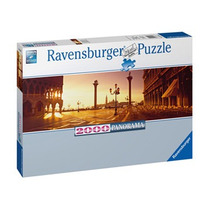 Rompecabezas Ravensburger 2000 Piezas Panoramico - Venecia