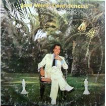 Jose Velez-confidencias-vinilo Long-play