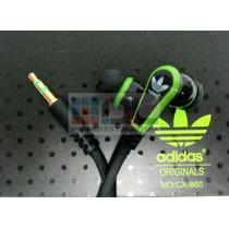 Auriculares Adidas Sennheiser Happiness Dot, Ipod Iphone Mp3