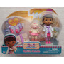 Doctora Juguetes (doc Mc. Stuffins) Physician And Lambie.