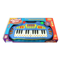 Pianito Musical Infantil Con Diferentes Modalidades Juguetes