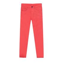 Pantalon De Gabardina Airborn Colour Slim Fit