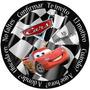 Kit Imprimible Tarjeta Giratoria Cars Cumpleaños