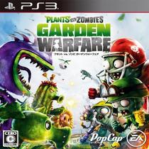 Plants Vs Zombies Garden Warfare Ps3 Original Sellado