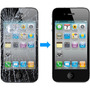 Pantalla Lcd Display Tactil Iphone 4 4s Instalacion Gratis