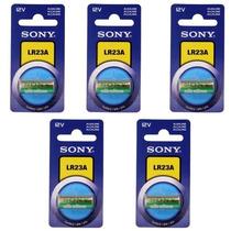 5 Blister De Pilas Sony Lr23a A23 Lr23 23a