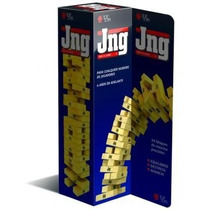 Jng The Classic Jenga Toptoys El Original