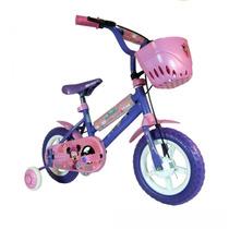 Bicicleta Minnie Rodado 12 Licencia Oficial