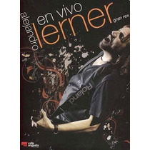 Alejandro Lerner En Vivo Gran Rex ( Dvd )