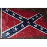 Bandera Confederada Redneck Rebelde Usa Importada Sureña