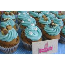 Cupcakes Decoración Clásica (no Temáticos)