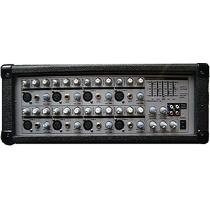 Luxell Lxm4000 Cabezal Amplificado 4 Canales 80w Profesional