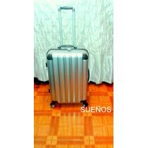 Valija De Viaje Travel Premium De Lujo Rigida Abordo 8ruedas
