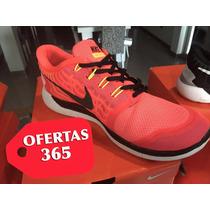 Zapatillas Nike Free 5.0 Hombres Modelo Exclusivo 2016
