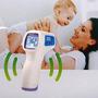 Termometro Infrarrojo Digital Medidor De Temperatura