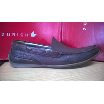 Zapatos Zurich Nautico