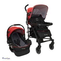 Babynet Coche Paragua Premium Baby Huevito Y Base ( Alysse )