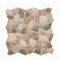 Porcelanato Simil Piedra Revestimiento Oza Por Pieza Piso