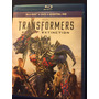 Bluray + Dvd + Digital Hd Transformers 4