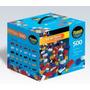 Rasti Kit 500 Piezas Ladrillos Bloques - Juguete Para Armar