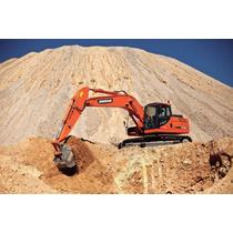Excavadora Sobre Orugas Doosan Dx 225 Lca