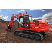 Excavadora Sobre Orugas Doosan Dx 180 Lc