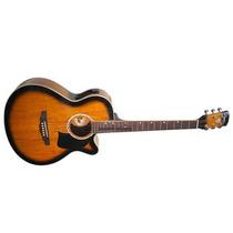 Guitarra Electro Acustica Lyon Washburn La 45 Y Pua Fender