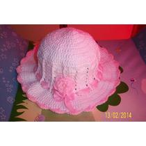 Capelinas Tejidas Al Crochet Para Bebes Niñas Y Adolescentes