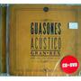 Guasones Acustico Gran Rex ( Cd + Dvd )