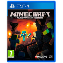 Minecraft Ps4 Físico Original Nuevo Sellado Play 4 Alclick
