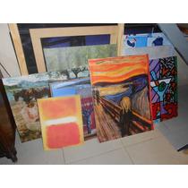 Impresion Reproducciones Cuadros Canvas Lienzo