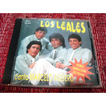 Cd Original De Los Leales Canta Marcelo Aguero Cd Nuevo!!!
