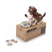 Alcancía Gatito/perrito Roba Monedas