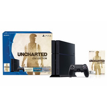 Ps4 Consola 500 Gb : Uncharted The Nathan Drake Collection