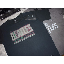 Lote Pack Remeras The Beatles - Honky Tonk + Remera Fiume