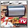 Horno Grill Portátil My Rotisserie Tv
