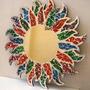 Espejos Espejo Mosaiquismo Grandes 60 Cm Deco - Ofertas